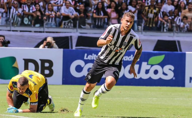 Galo não empolga, mas mantém a vantagem na semifinal do Mineiro