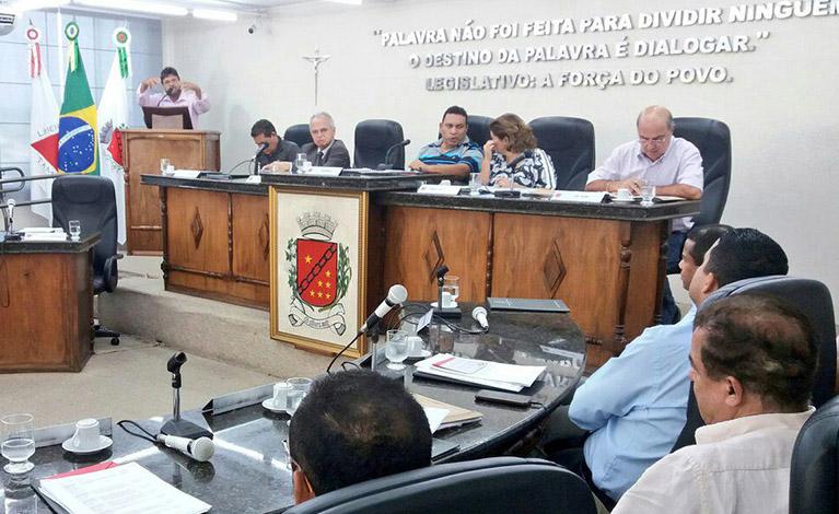Câmara encaminha inúmeros anteprojetos ao Executivo