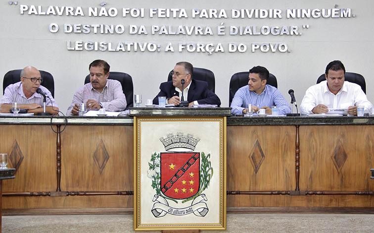 Câmara aponta irregularidades em relatório fiscal do Executivo em 2016