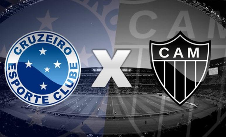 Após três anos, Galo e Raposa voltam a se enfrentar na final do Mineiro