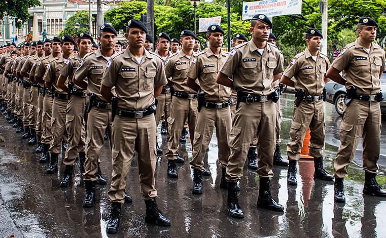 PM forma mais 108 policiais nesta sexta-feira (28) para integrarem a 19ª Risp