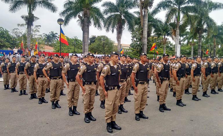 Sete Lagoas ganha reforço com a formatura de novos soldados