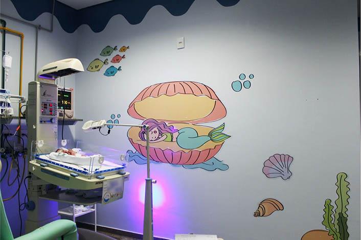 INSG finaliza reforma da UTI Neonatal e lança mais uma etapa do Pipa