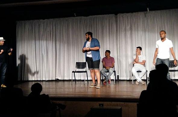 """Casa da Cultura apresenta """"Cabana do Improviso"""" neste fim de semana"""