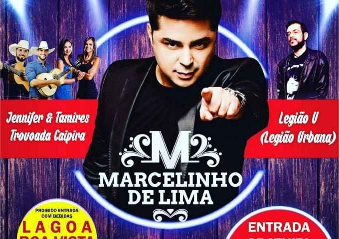 Festa do Trabalhador em Sete Lagoas terá Marcelinho de Lima na tarde desta segunda-feira