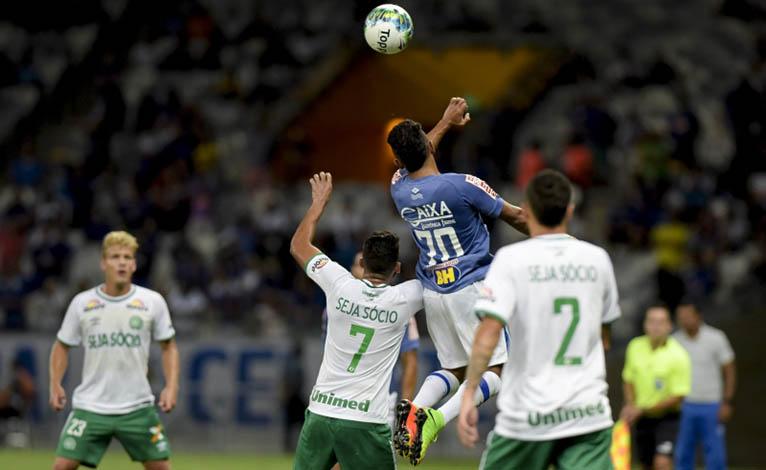 Chape volta ao caminho da Raposa na Copa do Brasil