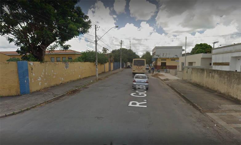 Criança é atropelada próximo a uma escola no Bairro Boa Vista