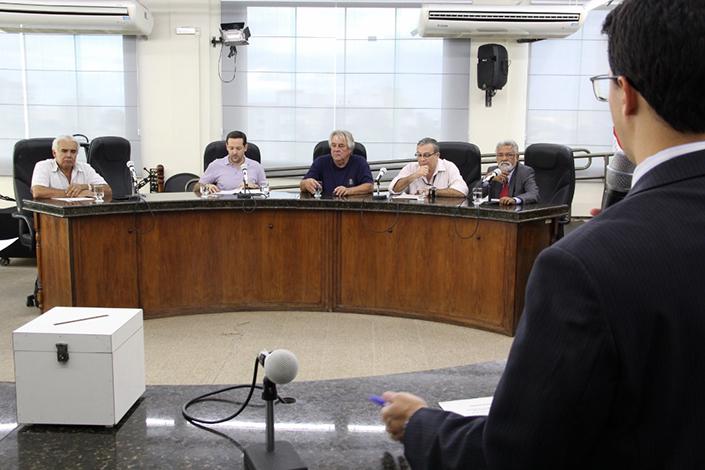 Definidas as regras para o debate que será transmitido pela TV Câmara