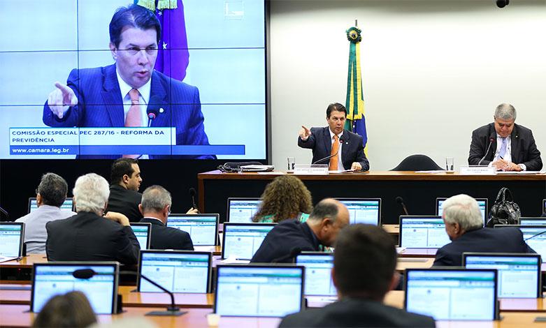 Comissão retoma votação da Reforma da Previdência nesta terça-feira