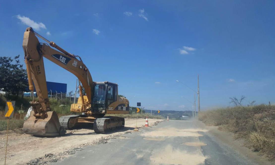 Após pagar dívida da gestão passada, Prefeitura retoma obras na Perimetral