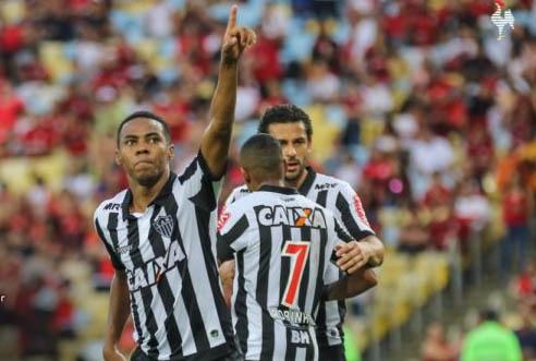 Galo estreia com empate jogando fora de casa no Brasileirão 2017