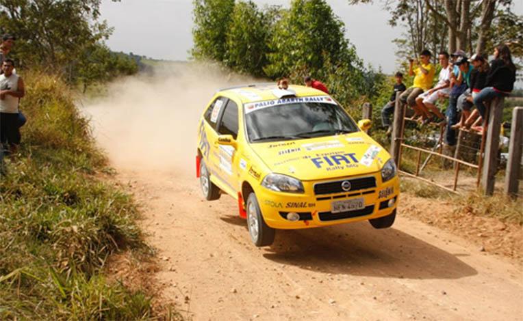 Inhaúma recebe primeira etapa do Campeonato Mineiro de Rally
