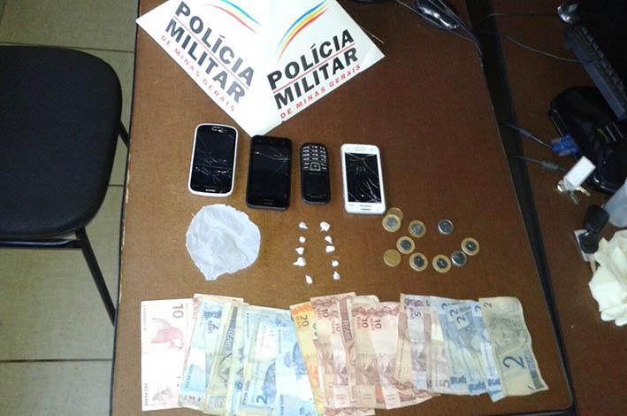 PM prende dois traficantes e apreende um menor no Interlagos