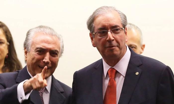 Bomba! Dono da JBS grava Temer dando aval para compra de silêncio de Cunha