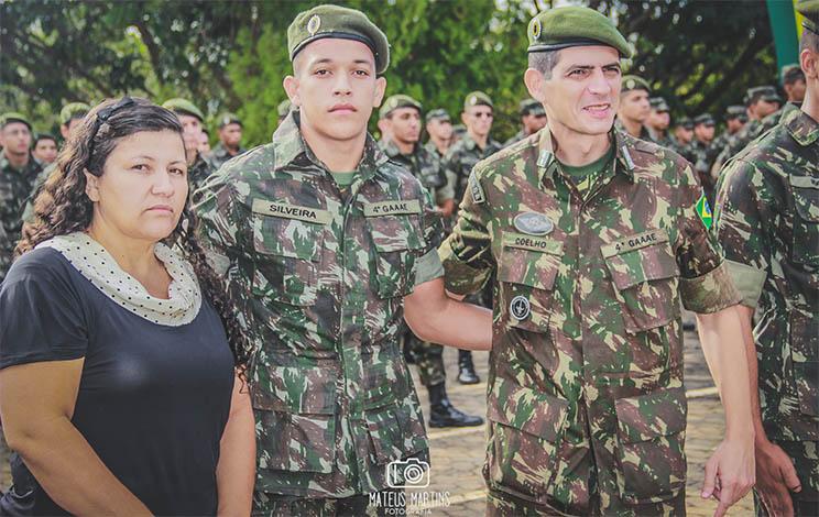 GAAAe realiza mais uma cerimônia de entrega da Boina Verde Oliva 0f46d6d6119