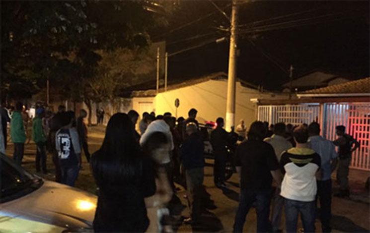 PM prende quadrilha que provocou tiroteio em restaurante no Carmo