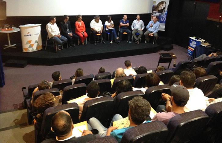 Senac reúne poder público e empresários para debater turismo na região