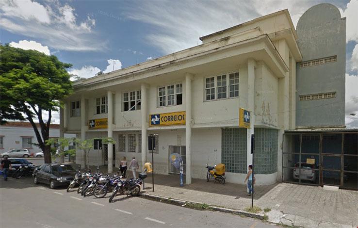 Polícia procura autores de assalto à agência dos Correios no Centro