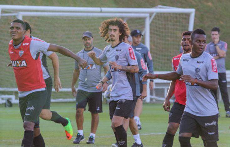 Galo encara o Paraná precisando vencer para avançar na Copa do Brasil
