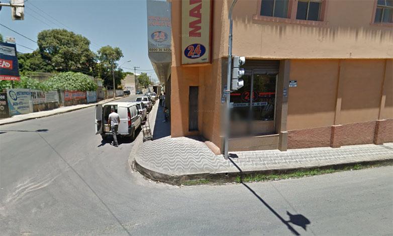 Assaltantes levam malote com R$ 15 mil de drogaria no São Geraldo