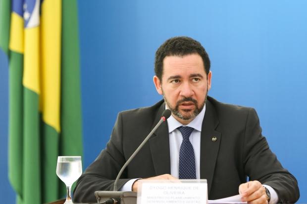 Ministro espera PIB do primeiro trimestre positivo e fim da recessão