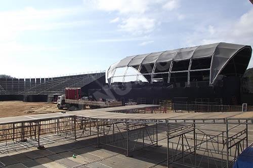 Pedro Leopoldo prepara grande estrutura para cinco dias de Rodeio Show