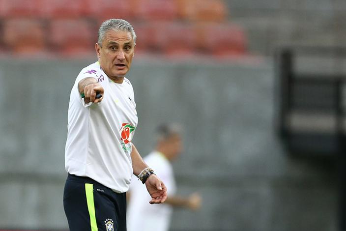 De ânimo novo, seleção de Tite aposta no fator casa para derrotar a Colômbia