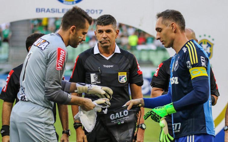 Galo joga bem, mas empata com o Palmeiras e termina a rodada no Z4