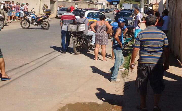 Homem é morto a tiros no Bairro Santo Antônio, em Sete Lagoas