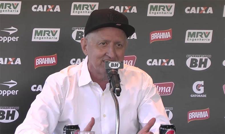 Morre em Belo Horizonte Eduardo Maluf, diretor de futebol do Atlético