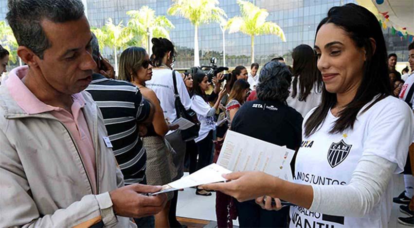 Governo de Minas lança campanha contra o trabalho infantil