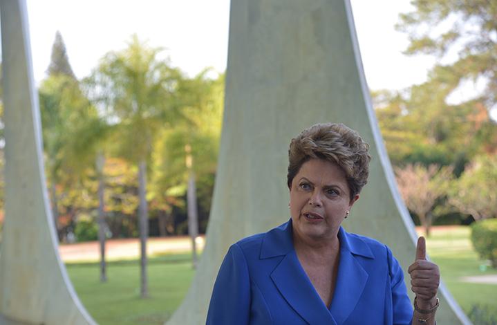 Dilma deve desocupar Palácio da Alvorada nesta terça-feira