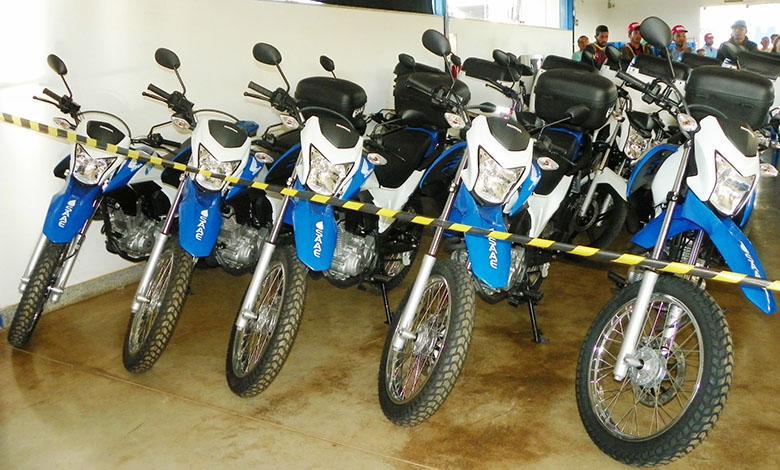 Saae recebe motos para melhorar a prestação de serviços em Sete Lagoas