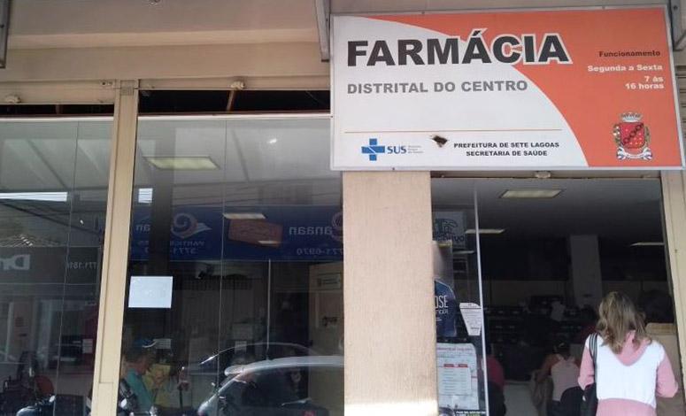 SMS anuncia ampliação do atendimento de farmácias distritais em Sete Lagoas