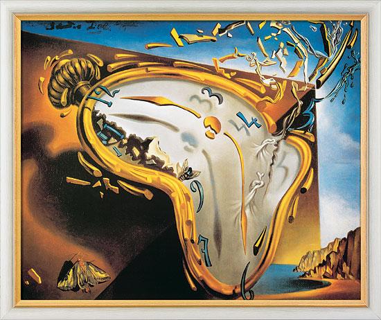 Imagem: A Persistência da Memória, de Salvador Dali