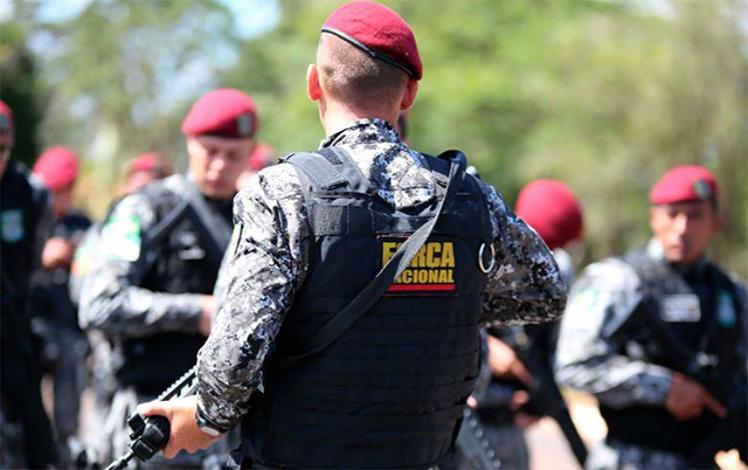 Em dia de Greve Geral, Governo reforça segurança na Esplanada dos Ministérios