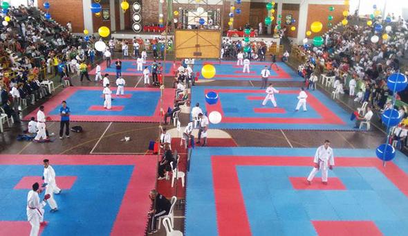 XXIII Copa Sete Lagoas de Karatê será realizada a partir de 19 de agosto