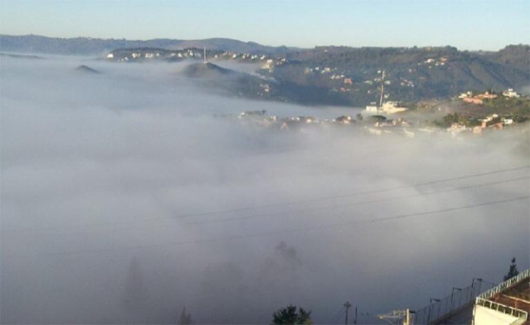 Capital registra a manhã mais fria desde 1975, com termômetros marcando 6,1ºC