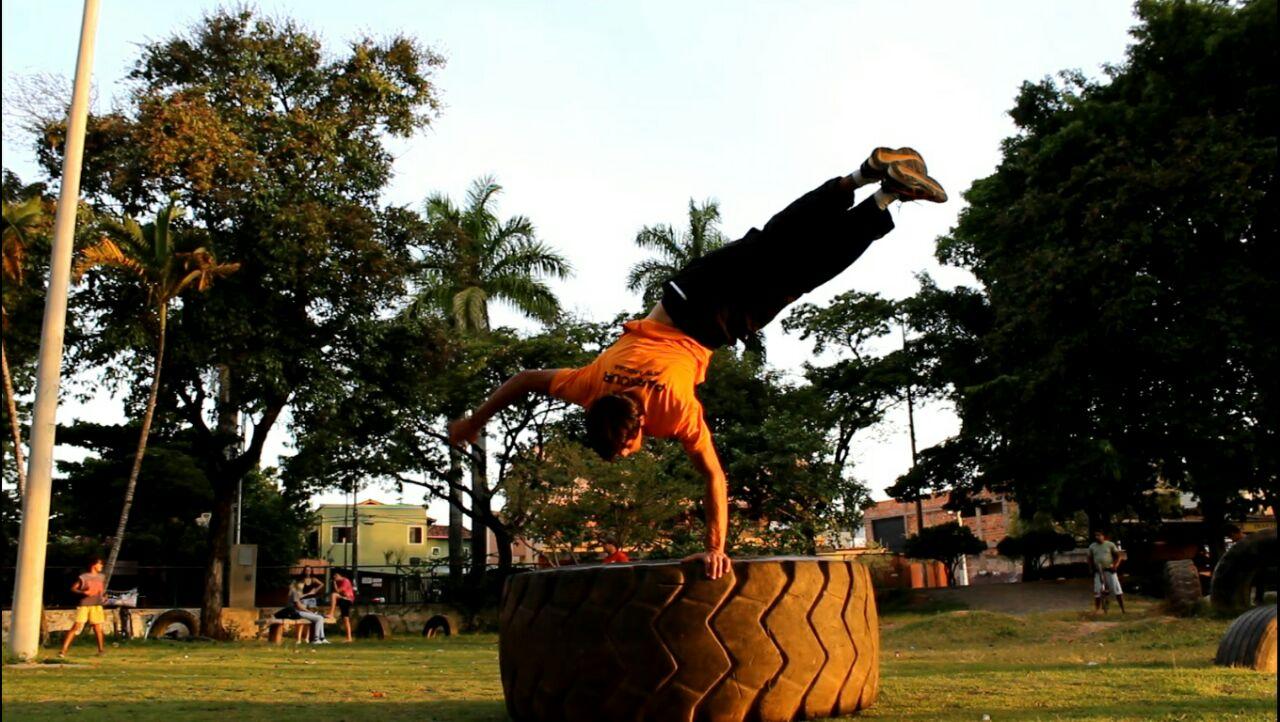 Parque Náutico da Boa Vista sediará encontro de praticantes de parkour