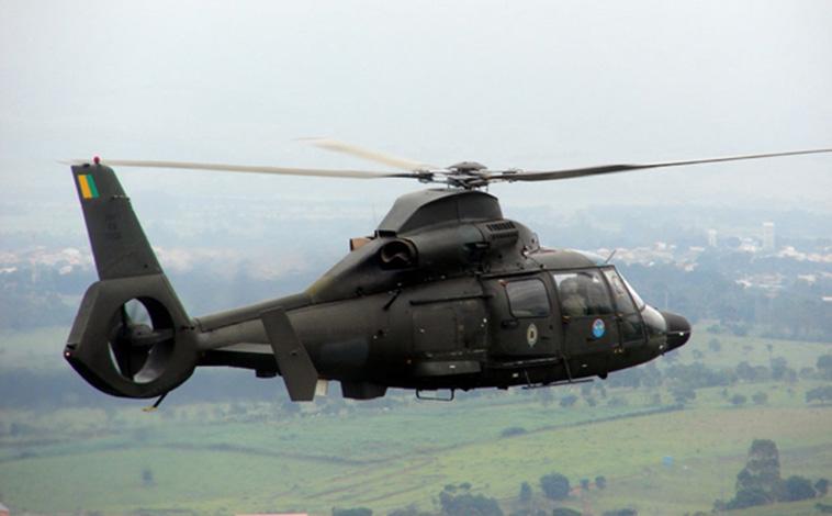 Exército fará treinamento com aeronaves entre os dias 10 e 16 de julho