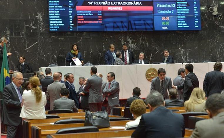 LDO do Estado é aprovada prevendo déficit de cerca de R$ 7,5 bilhões