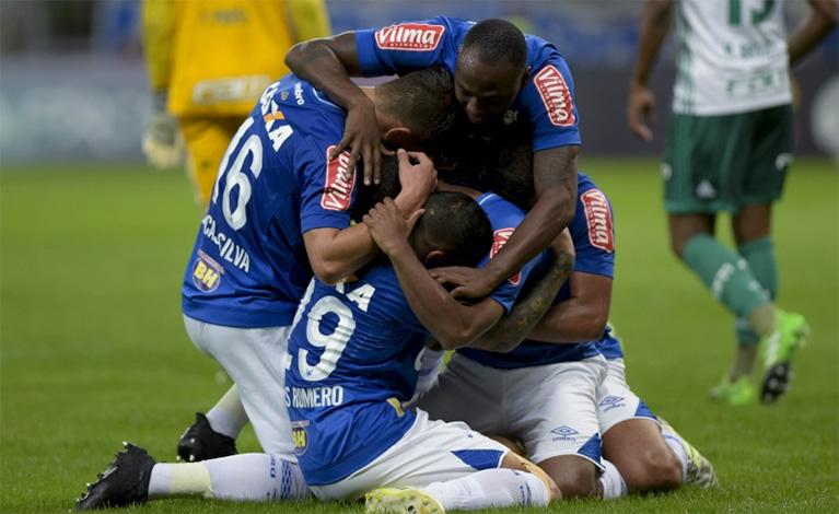 Cruzeiro reage e vence Palmeiras pelo Brasileiro no Mineirão