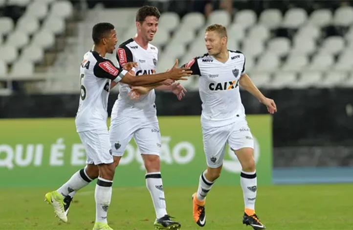 Sem pontaria no ataque, Galo fica no empate com o Botafogo no Rio de Janeiro