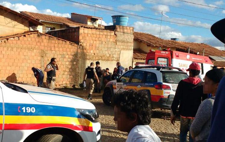 Jovem é assassinado com vários tiros no Bairro Cidade de Deus