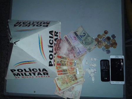 Polícia prende traficante que fazia tele entrega em Sete Lagoas
