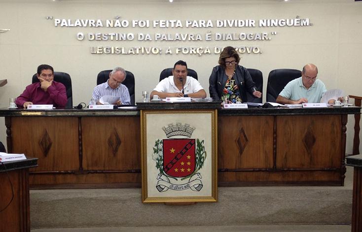 Câmara aprova projetos de interesse do Executivo em Reunião Extraordinária