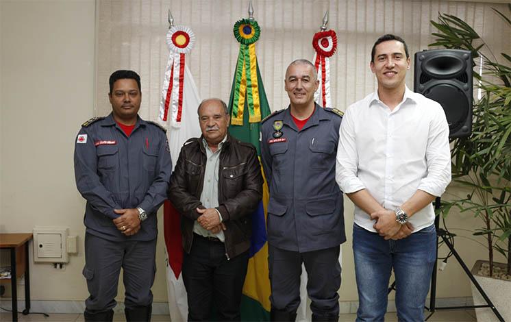 Bombeiros anunciam independência da companhia de Sete Lagoas