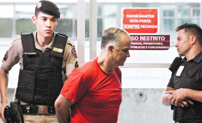 Condenado no Mensalão, Marcos Valério passa a cumprir pena na Apac de Sete Lagoas