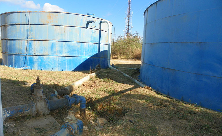 Saae anuncia reforço de 400 mil litros de água para o São João e adjacências