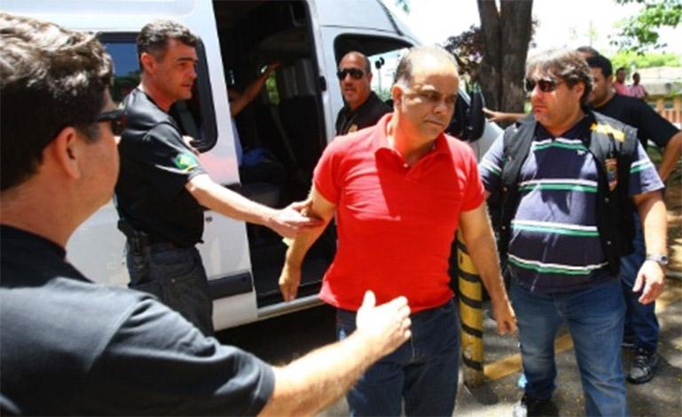 Transferência de Marcos Valério é relacionada à sua delação premiada